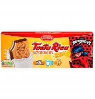BIZCOCHITOS TOSTA RICA PACK-5 UNID. 163 G
