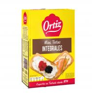 MINI TOSTAS BIMBO INTEGRALES 100 G