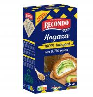 HOGAZA RECONDO INTEGRAL 240 G
