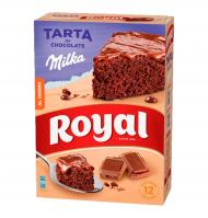 TARTA ROYAL MILKA CHOCOLATE 350 G