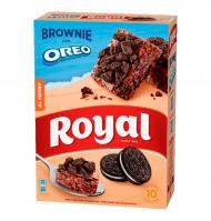 BROWNIE ROYAL PREP.OREO 375 G