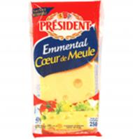 QUESO PRESIDENT EMMENTAL 250 G
