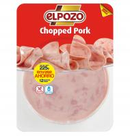 CHOPPED PORK ELPOZO LONCHAS 250 G