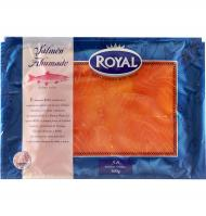 SALMON ROYAL AHUMADO 160 G