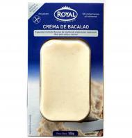 CREMA ROYAL BACALAO 100 G