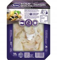 BACALLA ROYAL DESMIGAT DESALAT 180 G