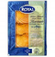 SALMON ROYAL AHUM.MARINADO 80 G
