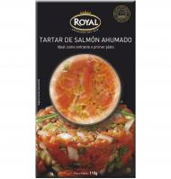 TARTAR ROYAL SALMON AHUMADO 110 G
