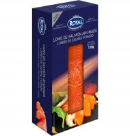 SALMON ROYAL LOMO AHUMADO 100 G