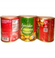 ACEITUNAS CONDIS PACK 3 UNIDADES 150 G