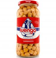 GARBANZOS LUENGO COCIDOS NATURAL 400 G