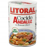 COCIDO LITORAL ANDALÚS 425 G