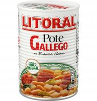 POTE LITORAL GALLEGO 430 G