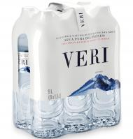 AGUA VERI 1.5 L PACK 6 BOTELLAS