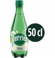 AGUA CON GAS PERRIER PEPINO PET 50 CL
