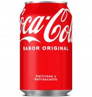 COCA-COLA NORMAL LATA 33 CL
