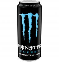 REFRESCO MONSTER ABSOL.ZERO 500 ML