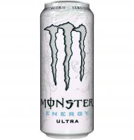 REFRESCO MONSTER ULTRA WHITE 500 ML