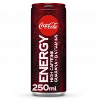REFRESCO COCA-COLA ENERGY 25 CL