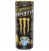 REFRESC MONSTER ESPRESSO VAINILLA 25 CL