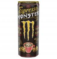 REFRESC MONSTER ESPRESSO CREAM 25 CL