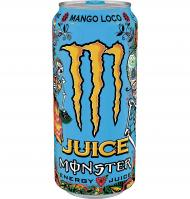 REFRESCO MONSTER MANGO LOCO 50 CL
