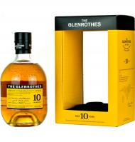 WHISKY MALTA GLENROTHES 10 AÑOS 70 CL