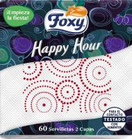 TOVALLONS FOXY HAPPY HOUR 60 UNITATS