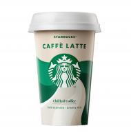 CAFE STARBUCKS LATTE 220 ML