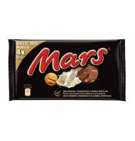 SNACK MARS MULTIPACK 4 UN X 45 G