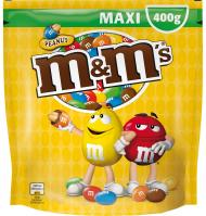 SANCK M&M'S CACAUET 400 G