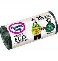 BOSSA ESCOMBRERIES HANDY BAG RECICLADA 20L 15 UNITATS