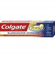 DENTÍFRICO COLGATE TOTAL+BLANQUEADOR 75 ML