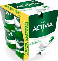 ACTIVIA DANONE NATURAL PACK 8 UNI