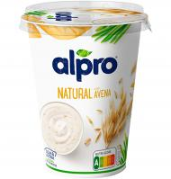 YOGUR ALPRO NATURAL CON AVENA 500 G