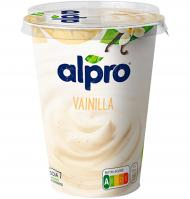 IOGURT ALPRO BIG POT VAINILLA 500 G