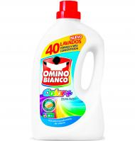 DETERGENTE OMINO BIANCO COLOR 40 DOSIS