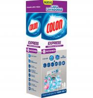 LIMPIA LAVADORAS COLON EXPRESS 250 ML