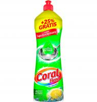 LAVAVAJILLAS CORAL 1250 ML