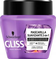 MASCARILLA GLISS LISO ASIÁTICO 300 ML