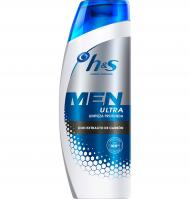 XAMPÚ MEN H&S ULTRA NETEJA PROFUNDA 300 ML