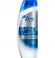 CHAMPÚ MEN H&S ULTRA FRESCOR INSTANTÁNEO 300 ML