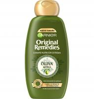 XAMPÚ ORIGINAL REMEDIES OLIVA MÍTICA 300 ML