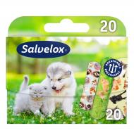 APOSITOS SALVELOX ANIMAL PLANET 20 UNIDADES