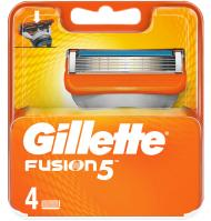 RECAMBIO GILLETTE FUSHION 5 4 UNIDADES