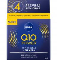 CREMA Q10 NIVEA VISAGE ANTI-ARRUGUES NIT 50 ML