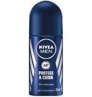 DESODORANT NIVEA ROLL-ON MEN 50 ML