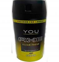 DEO AXE YOU CLEAN FRESH 150 ML