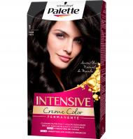 PALETTE INTENSE COLOR CREAM 1 NEGRO INTENSO 1 UNIDAD