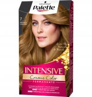 PALETTE INTENSE COLOR CREAM 7 RUBIO TOFFEE 1 UNIDAD